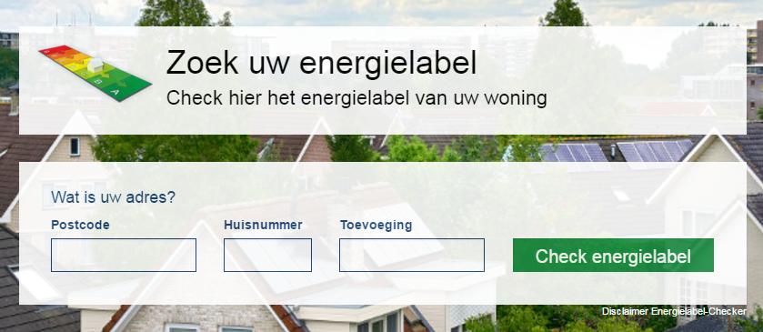 Energielabel aanvragen. Huis verkopen in Sneek door Annet de Jong Makelaardij