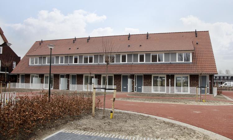 23 nieuwbouw woningen in Eethen