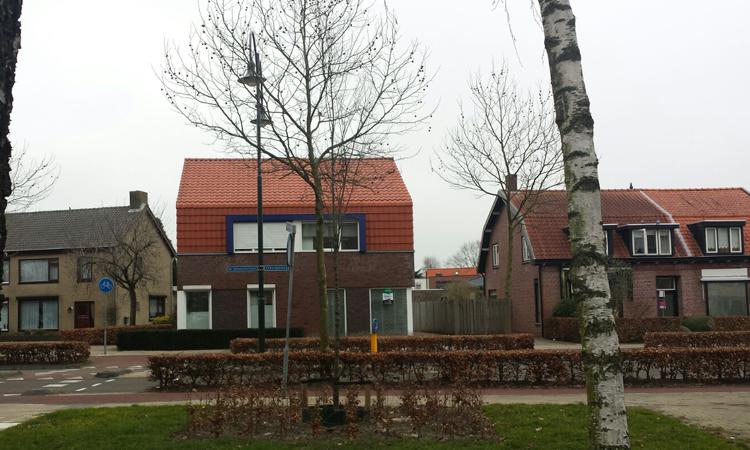 Nieuwbouw Tilburgseweg in Oosterhout