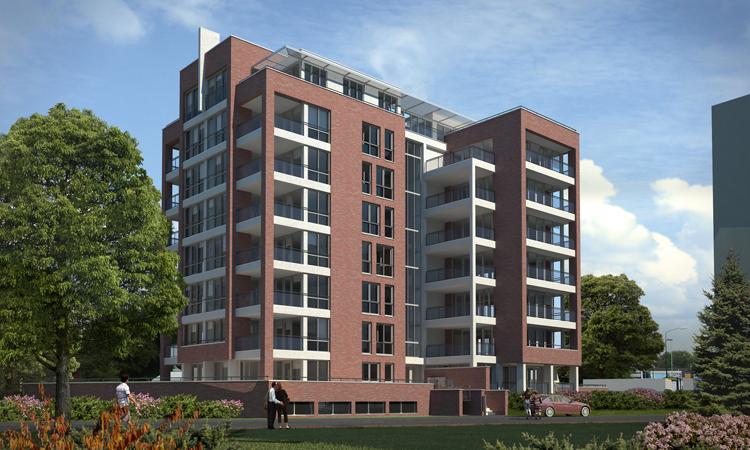 Nieuwbouw appartementen in Raamsdonksveer