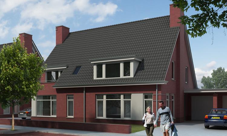 9 nieuwbouw woningen in Raamsdonksveer