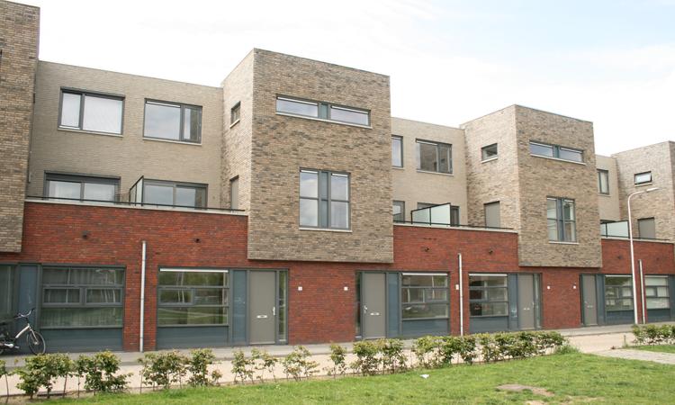 4 nieuwbouw woningen in Tilburg