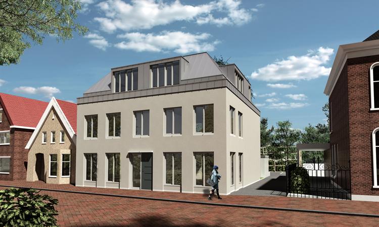 6 nieuwbouw appartementen in Waspik