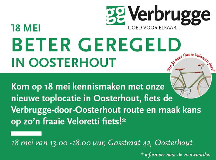 18 mei opening Verbrugge Oosterhout