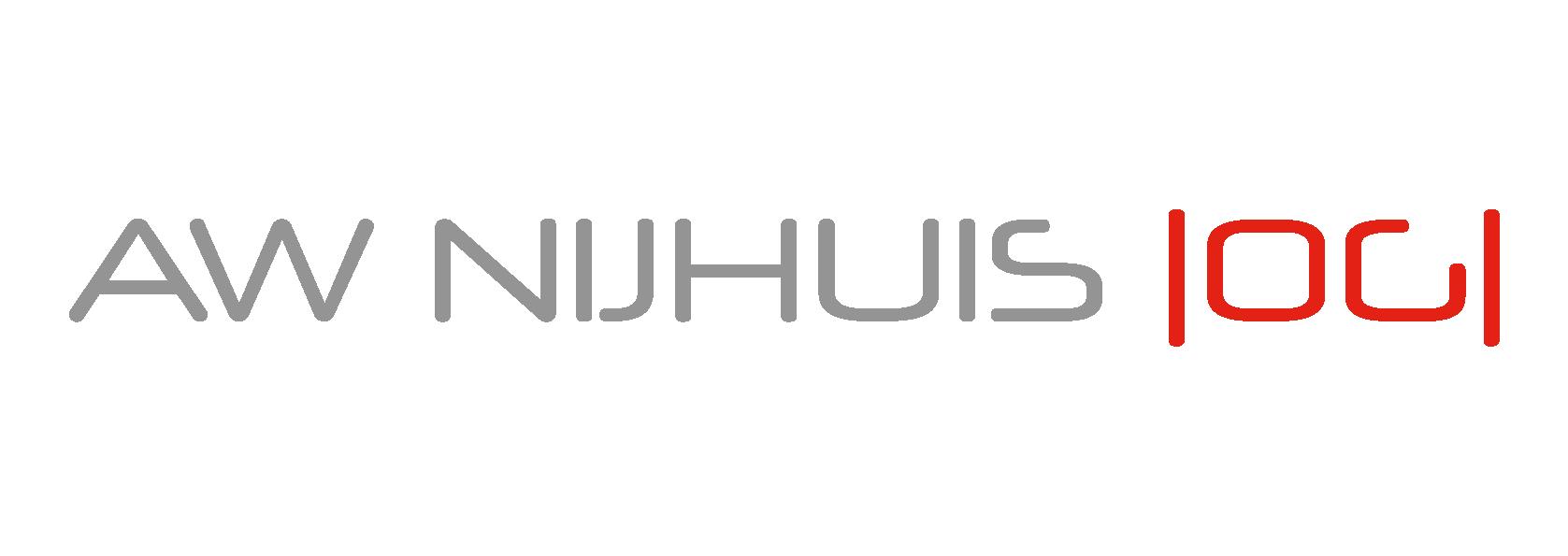 Logo A.W. Nijhuis