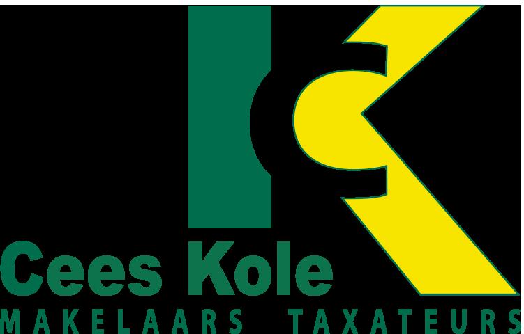 Logo Cees Kole Makelaars - Taxateurs