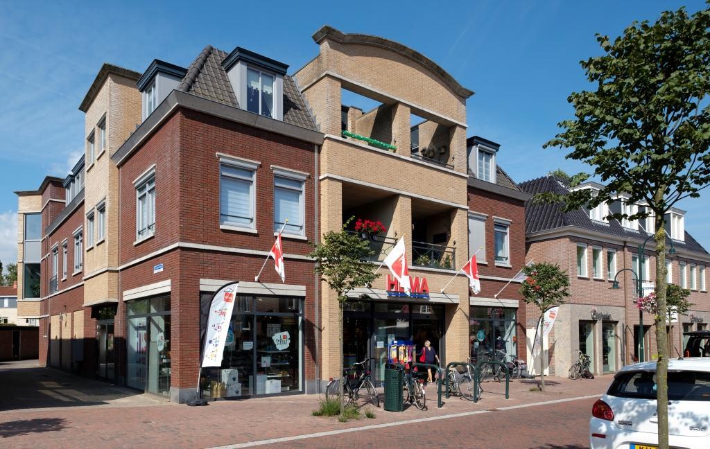 HEMA Heerdenaer Heerde Schoolstraat appartementen winkels