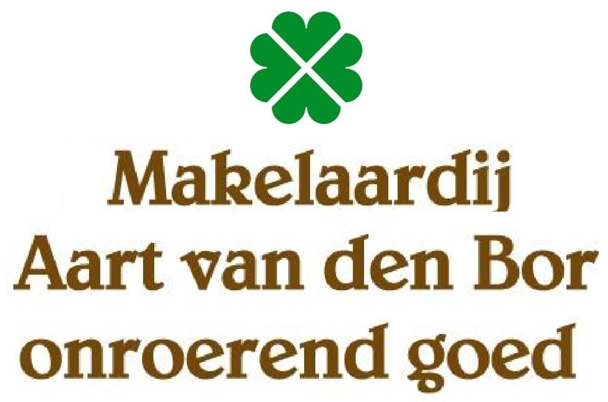 Logo Makelaardij Aart van den Bor o.g.