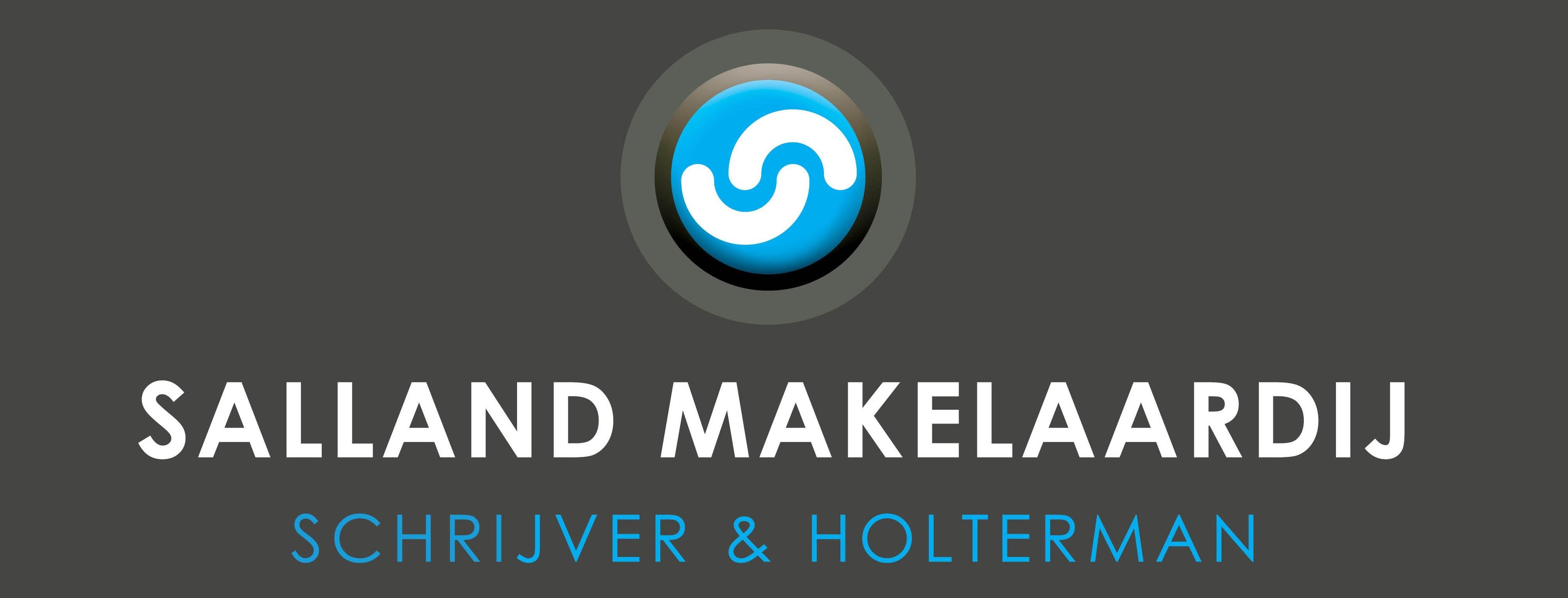 Logo Salland Makelaardij Schrijver & Holterman