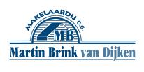 Logo Martin Brink van Dijken Makelaardij o.g.