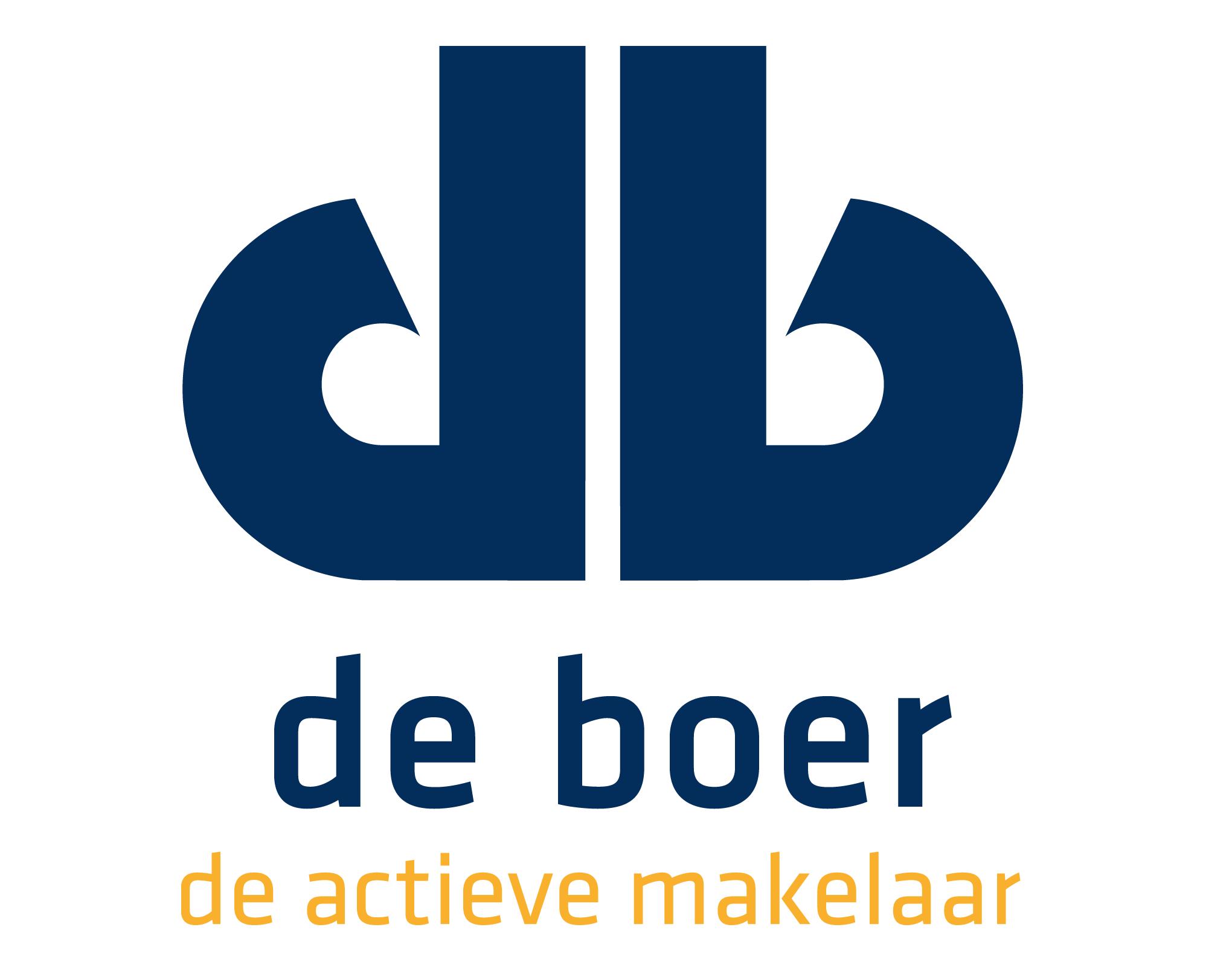 Logo De Boer Makelaardij en Assurantien Flevoland B.V.