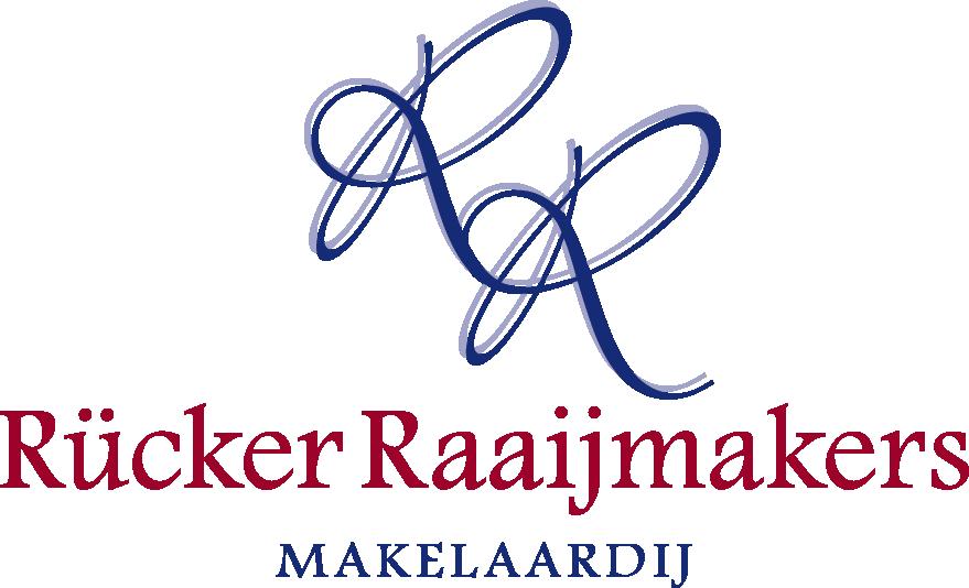 Logo Rücker Raaijmakers Makelaardij o.g. b.v.