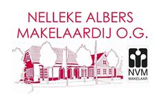 Logo Nelleke Albers Makelaardij