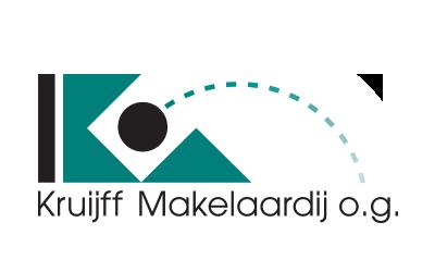 Logo Kruijff Makelaardij v.o.f