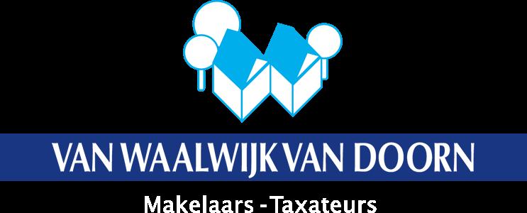 Logo Van Waalwijk van Doorn Makelaars-Taxateurs Santpoort