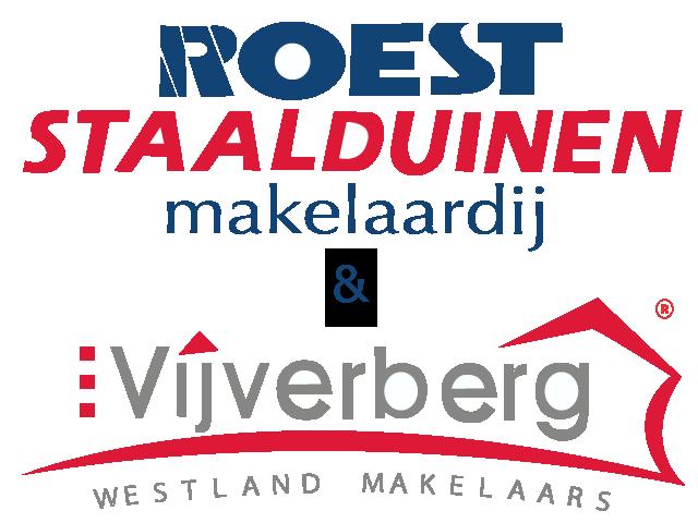 Logo Roest Staalduinen en Vijverberg Westland Makelaars