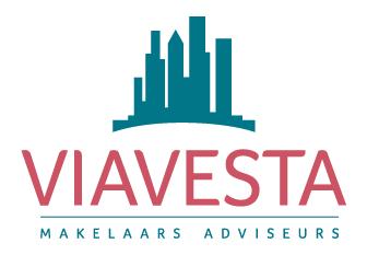 Logo Viavesta Makelaars & Adviseurs Gouda B.V.