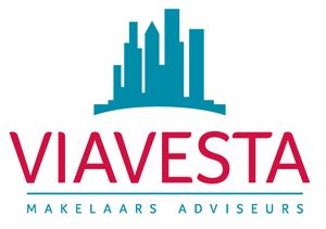 Logo Viavesta Makelaars & Adviseurs