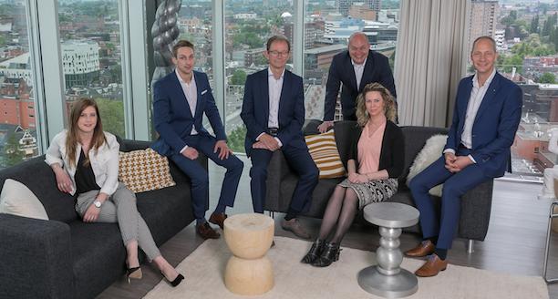 Team Wichers van der Schaaf Makelaars Groningen