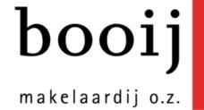 Logo Booij Makelaardij o.z. bv
