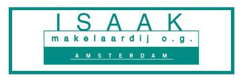 Logo Isaak Makelaardij o.g. B.V.