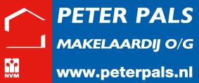 Logo Peter Pals Makelaardij o/g b.v.