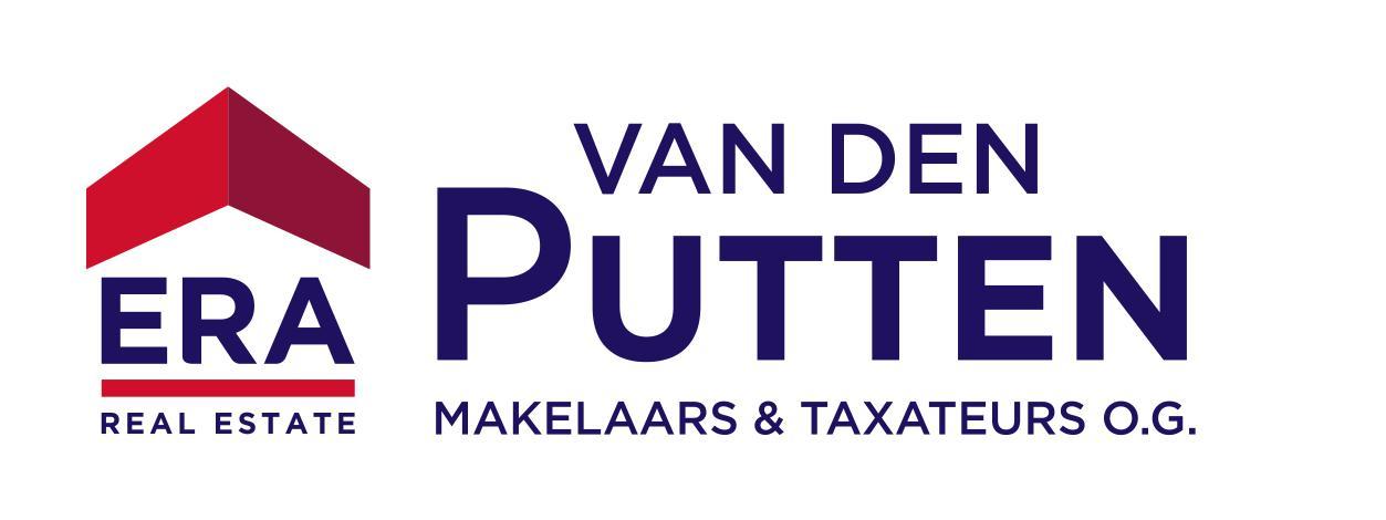Logo Van den Putten ERA Makelaars & Taxateurs O.G.