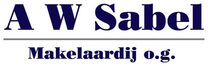 Logo A.W. Sabel Makelaardij OG