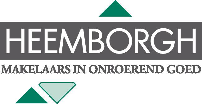 Logo Heemborgh Makelaars Nieuw-Vennep