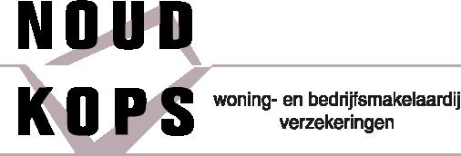 Logo Noud Kops Makelaardij en Verzekeringen