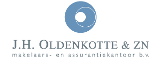 Logo Makelaars- en assurantiekantoor J.H. Oldenkotte & Zn. B.V.