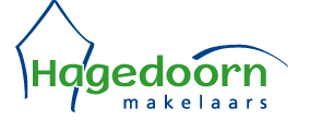 Logo Hagedoorn Makelaars O.G. bv