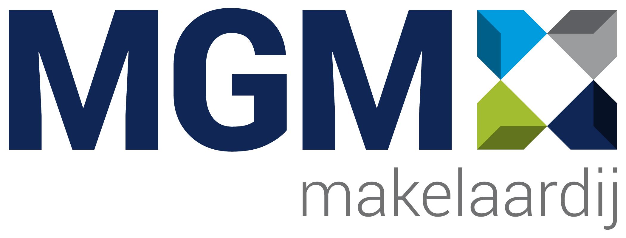 Logo MGM Makelaardij B.V.