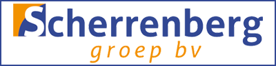 Logo Scherrenberg Groep BV