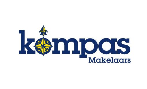 Logo Kompas Makelaars