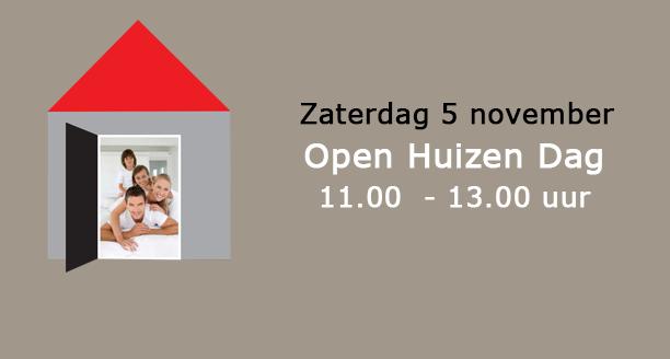 Ruseler Open Huis 5 november 2016
