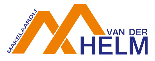 Logo Van der Helm Woning- en Bedrijfsmakelaars