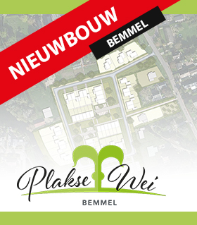 NIEUWBOUW - Plakse Wei Bemmel
