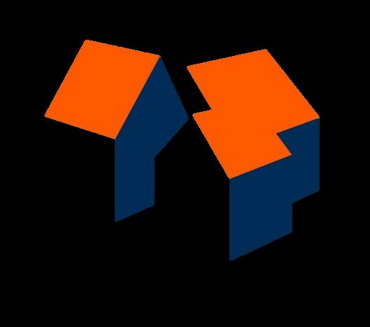 Logo Van Scherpenzeel Makelaars