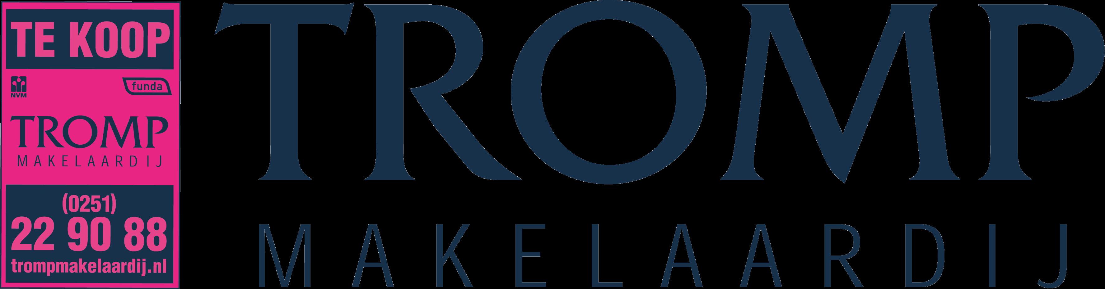 Logo Tromp Makelaardij
