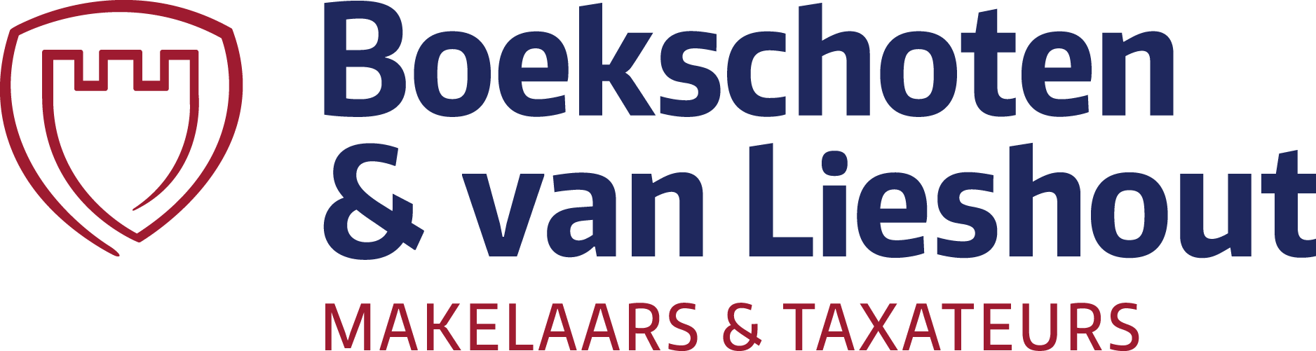 Logo Boekschoten & van Lieshout Makelaars & Taxateurs