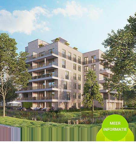 34 luxe nieuwbouw appartementen in het gebouw Princenlant in Boxtel