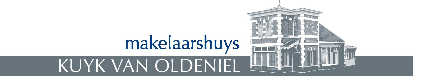 Logo Makelaarshuys Kuyk van Oldeniel