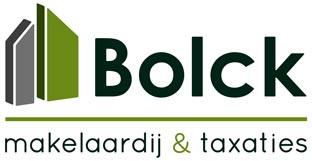 Logo Bolck Makelaardij & Taxaties B.V.