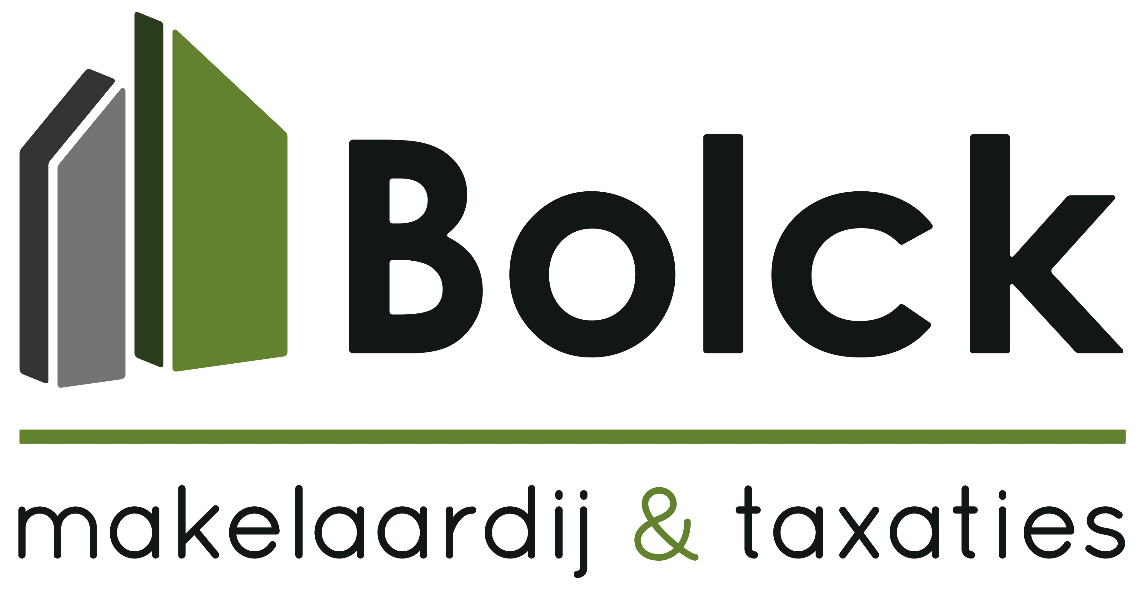 Logo Bolck Makelaardij & Taxaties B.V.