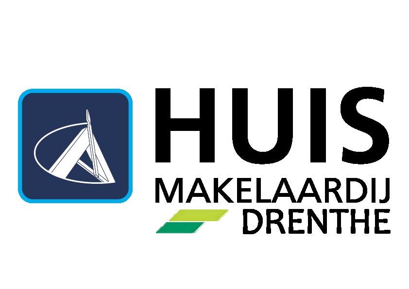 Logo (Huis) Makelaardij Drenthe