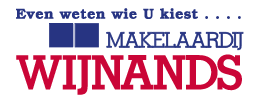 Logo Makelaardij o.g. Wijnands