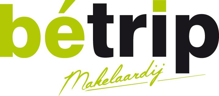 Logo Bé Trip Makelaardij