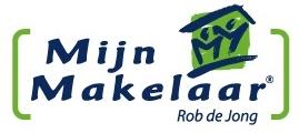Logo Mijn Makelaar Rob de Jong