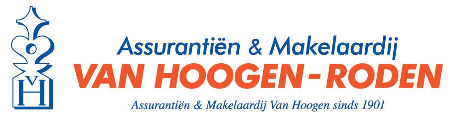Logo Assurantiën & Makelaardij Van Hoogen-Roden